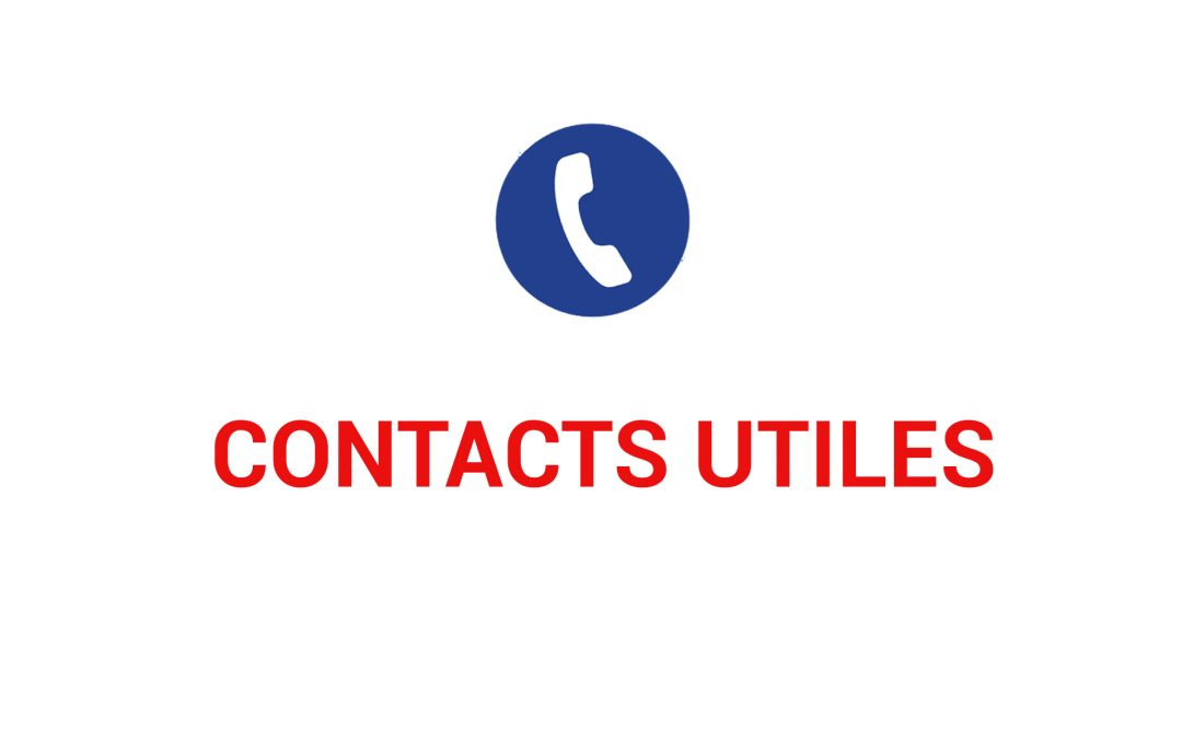 Contacts utiles